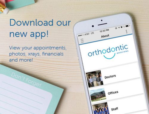 NEW ORTHODONTIC ASSOCIATES APP FOR AN EVEN BETTER PATIENT EXPERIENCE