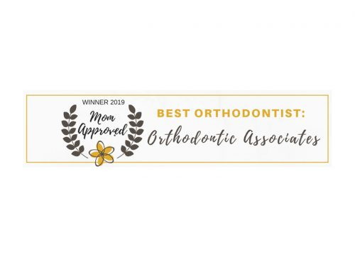 MOM APPROVED WINNER – BEST ORTHODONTIST