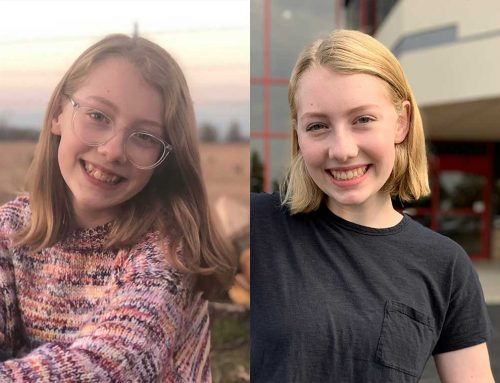 OKC Teen Falls in Love With Her New Smile