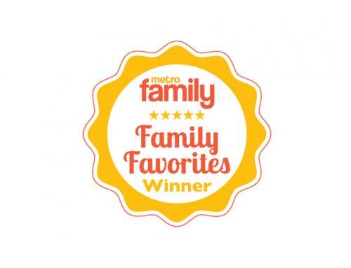 FAMILY FAVORITES WINNER – BEST ORTHODONTIST